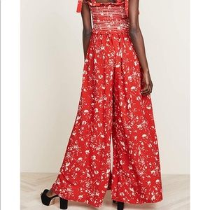Free people color my world jump suit